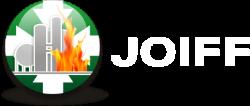 JOIFF Logo Tspt White